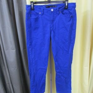 Calvin Klein Electric Blue Jeans